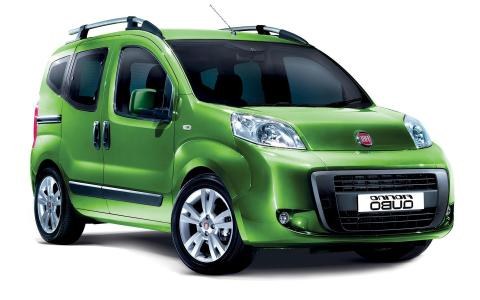 Fiat Fiorino 5 places Diesel avec clim