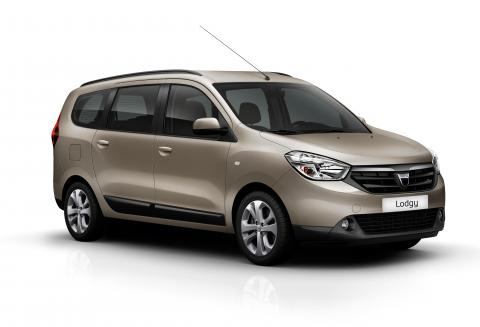 Dacia Lodgy 7 places Diesel avec clim
