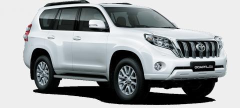 Toyota Prado Land Cruiser Diesel avec clim