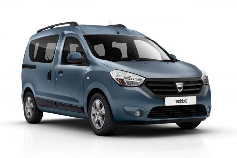 Dacia Dokker 5 places Diesel avec clim