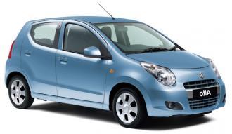 Suzuki Alto essence avec clim
