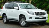 Toyota Prado Land Cruiser Diesel avec clim 45