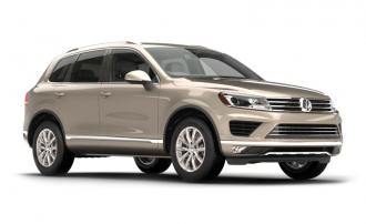 Volkswagen Touareg V6 Diesel automatique avec clim